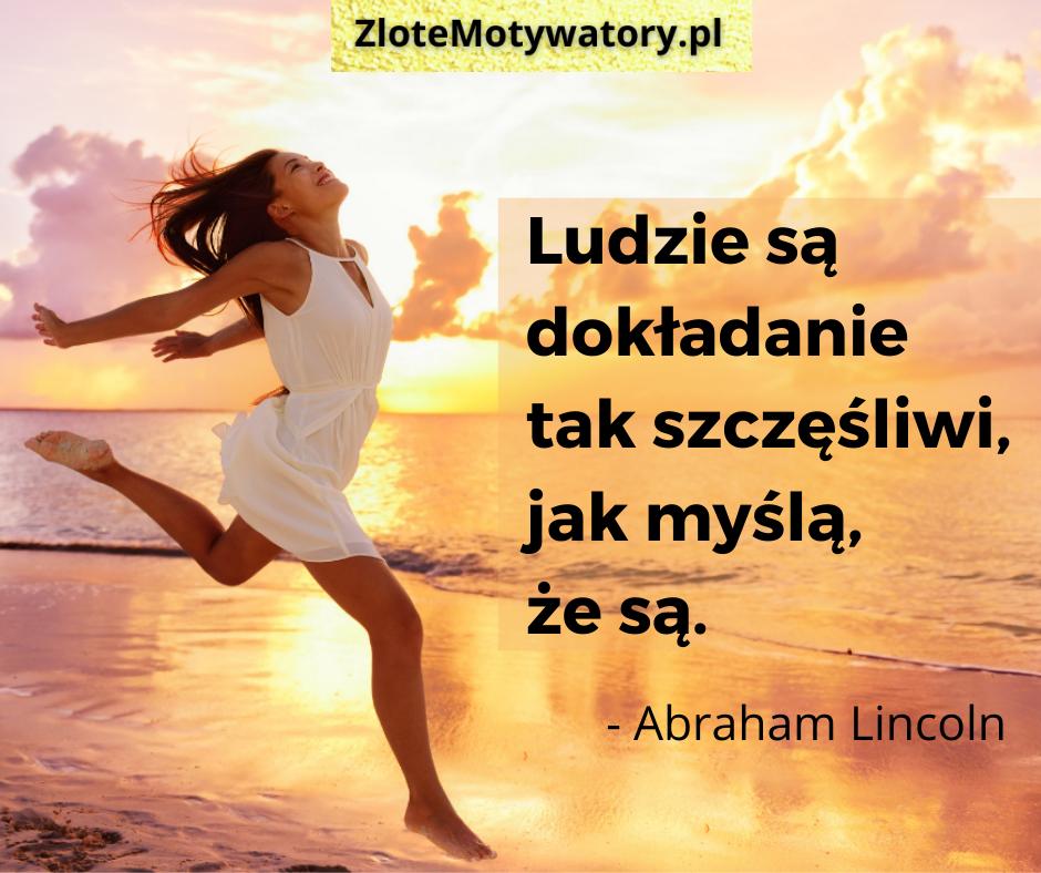 Abraham Lincoln cytaty