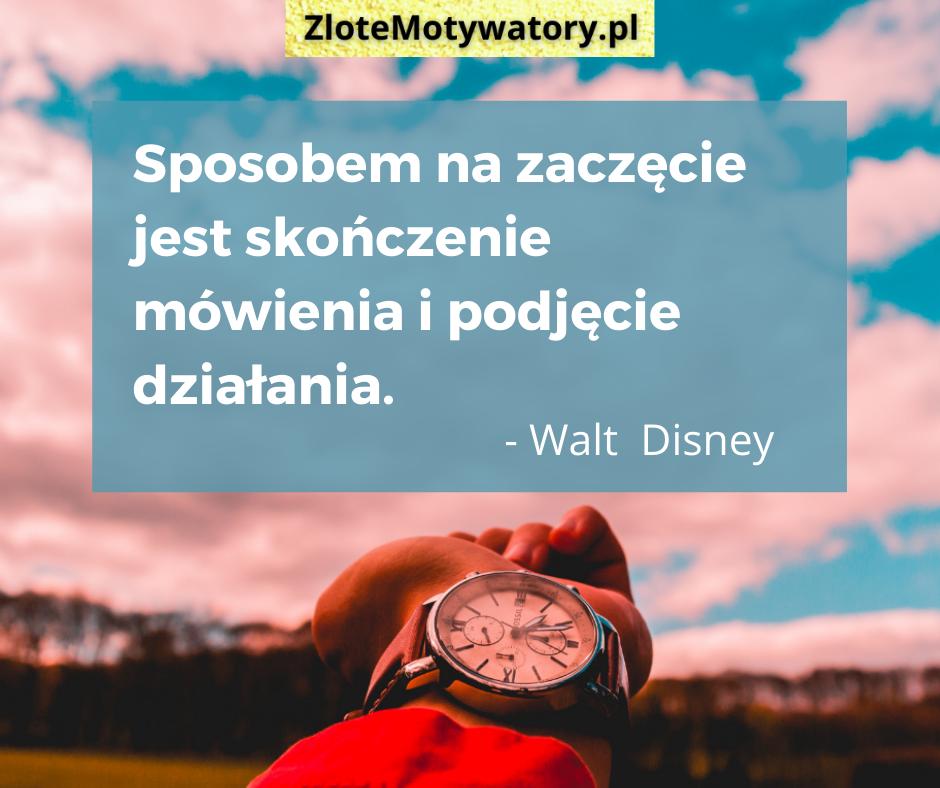 Walt Disney cytaty